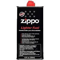 Zippo 12FC Lighter Fluid, 12 Ounce , Black