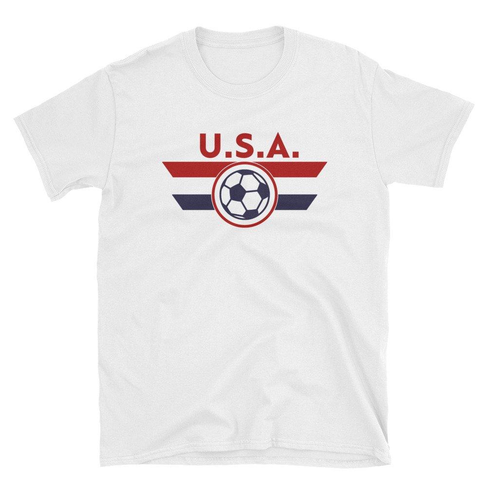 b43b2d0f552 Usa Soccer T Shirt Amazon