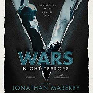 V Wars: Night Terrors Audiobook