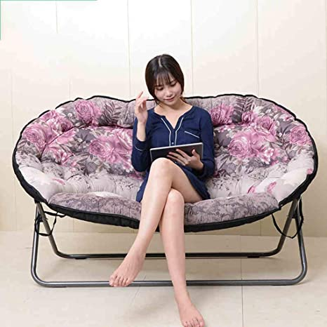 Amazon.com: Footstool and ottomans small Moon Chair ...