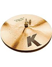 Zildjian K Custom 14-Inch Dark Hi-Hat Cymbals Pair