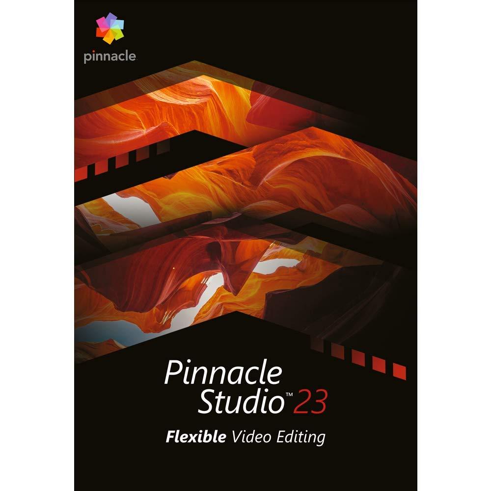 Pinnacle Studio 23 - Video Editing [PC Download] by Pinnacle