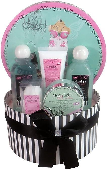 Gloss - caja de baño, caja de regalo para mujeres - Cesta de Baño ...