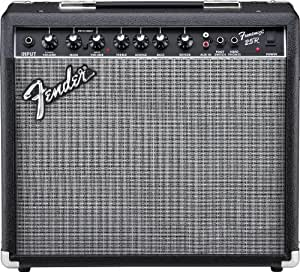 fender frontman 25r electric guitar amplifier musical instruments. Black Bedroom Furniture Sets. Home Design Ideas