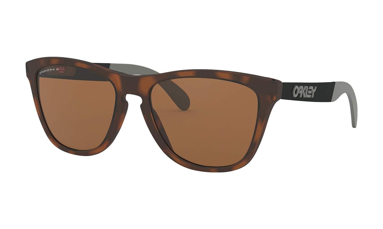 Oakley Frogskins Mix - Gafas de Sol polarizadas, Color marrón Mate ...