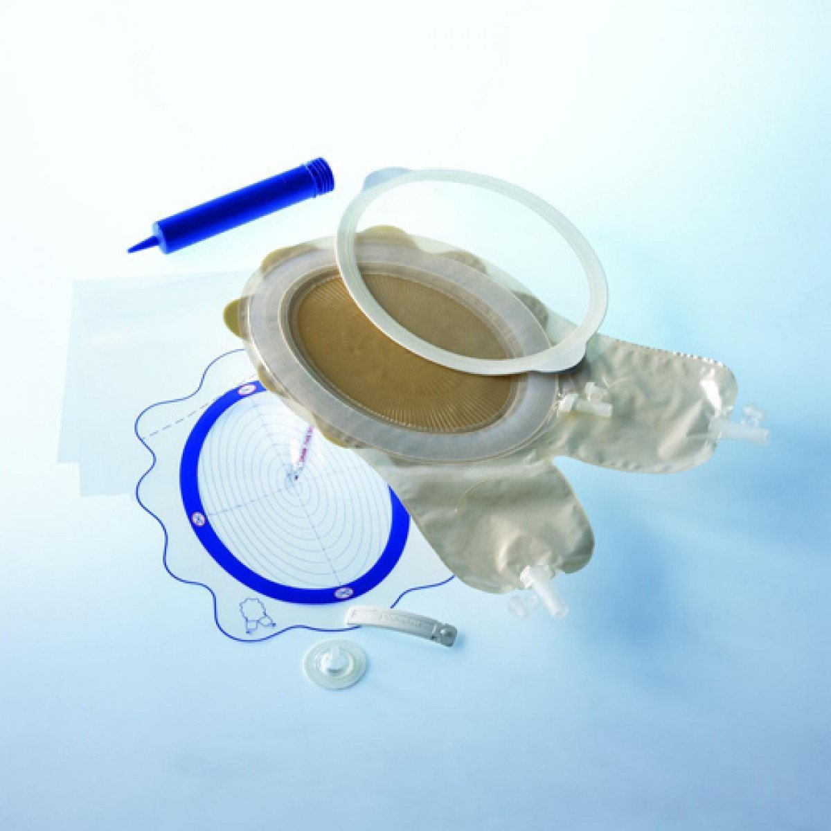 WOUND POUCH FISTULA 6/BX (BX) by Coloplast