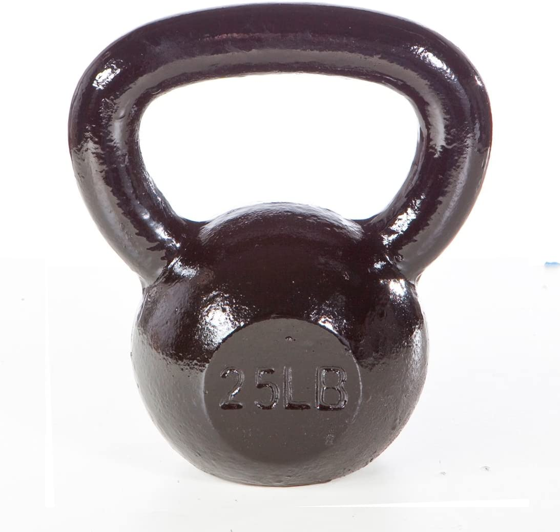 Cast Iron Kettlebells - Sold As Singles