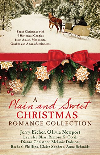 F.R.E.E A Plain and Sweet Christmas Romance Collection: Spend Christmas with 9 Historical Couples from Amish T.X.T