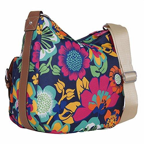 Bag Fiesta Floral Kathryn Bloom Lily Hobo q86Ct