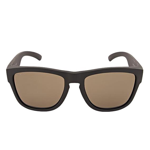 Smith Clark 54 J60, Occhiali da Sole Unisex-Adulto, Blu (Flckd Bluette Havana/Blue Flash Grey Speckled), 55