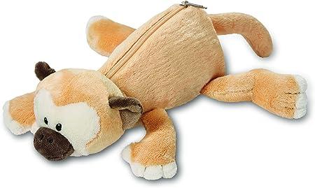 Estuche de peluche para niña (27 x 8 x 6,5 cm, ahorra espacio): Amazon.es: Hogar