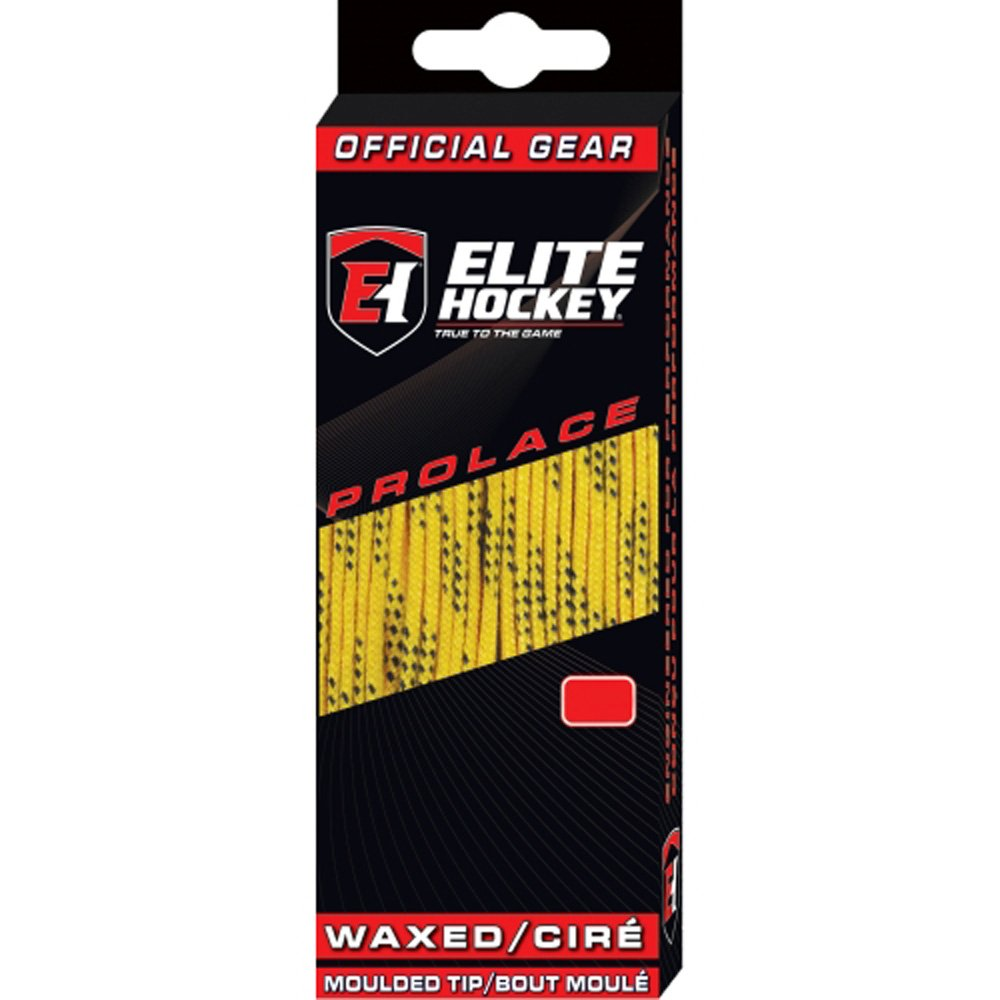 Elite Hockey Prolace Encerado Hockey Skate Cordones