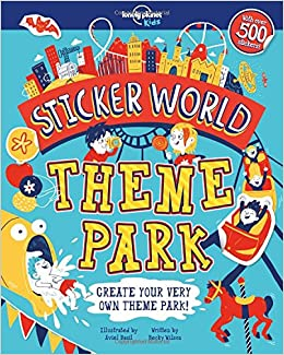Buy Theme Park (Lonely Planet Kids: Sticker World) Book