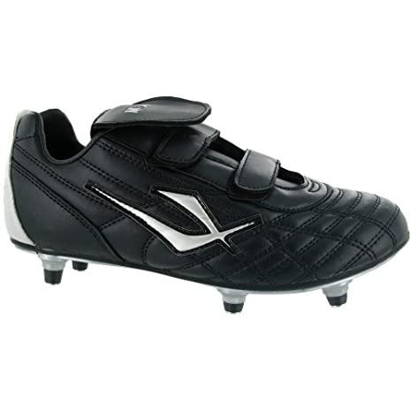 Forward Screw-In Football//Rugby Boots BLACK