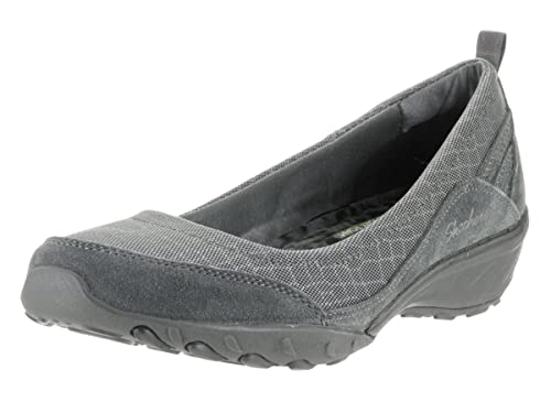 SkechersSavvy - Radiant - Mary Jane mujer , color gris, talla 36,5 EU