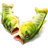 Han shan Unisex Non-Slip Fish Slippers Beach Fish Slippers Animal Fish Slippers (Male/Female/Children) Choose More…