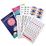 Planner Stickers Reminder Binder Checklists, to Dos, Priority Lists, Shop, Water for Functional Planning…