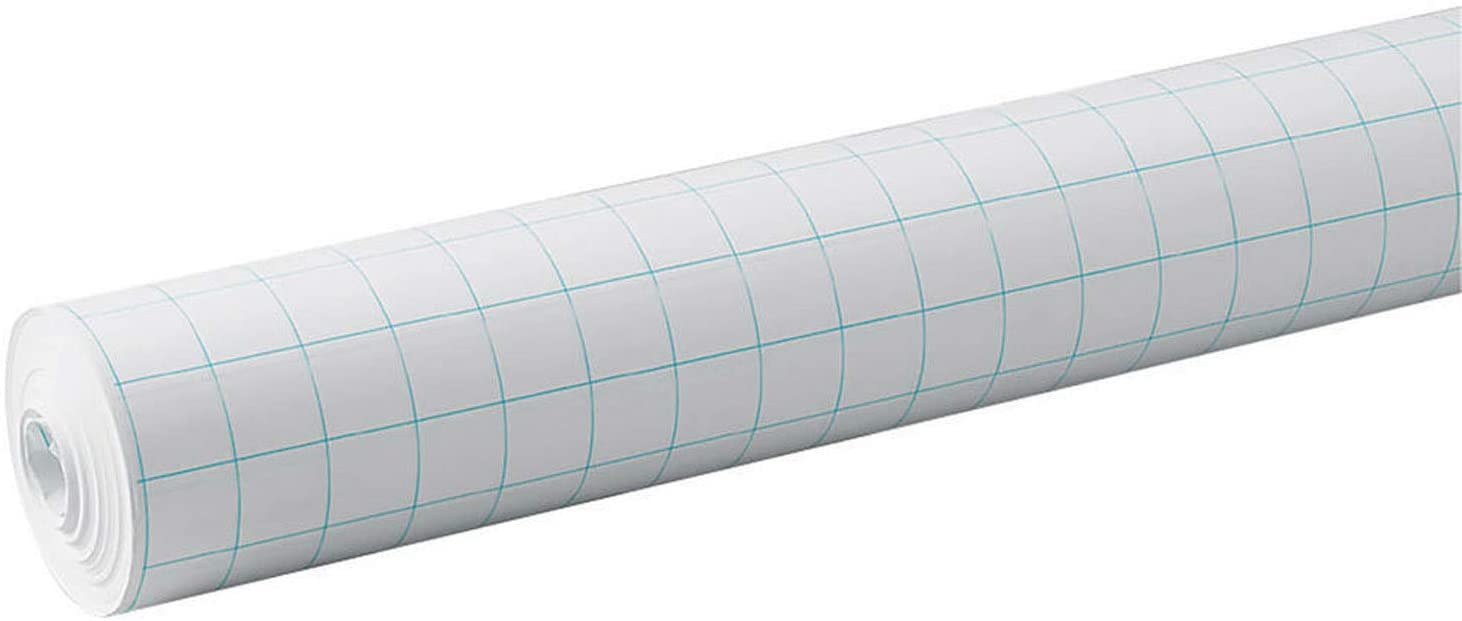 Pacon 0077810 Paper Grid Roll with 1