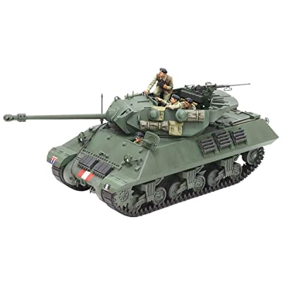 Tamiya America, Inc 1/35 British Tank Destroyer M 10 IIC Achilles, TAM35366: Toys & Games