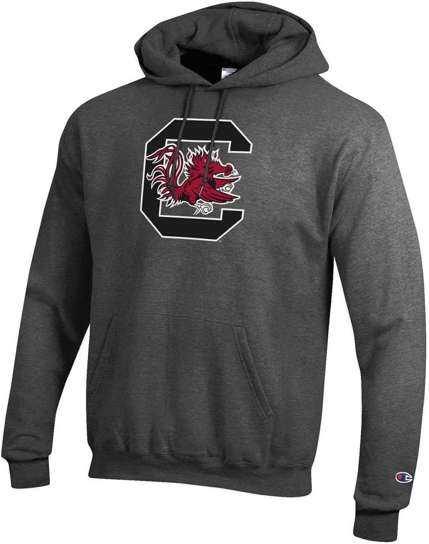 Champion Adult NCAA Mascot Fleece Hooded Sweatshirt