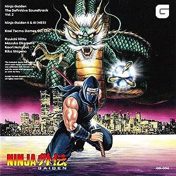 Ninja Gaiden - The Definitive: Keiji Yamagashi / Riyuichi ...