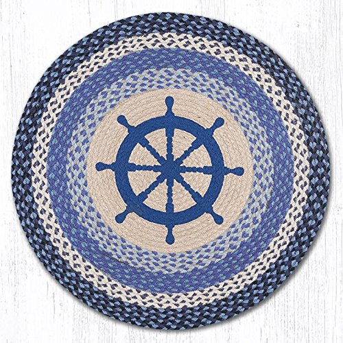 Capitol Importing 66-434NW Round Rug from Capitol Importing