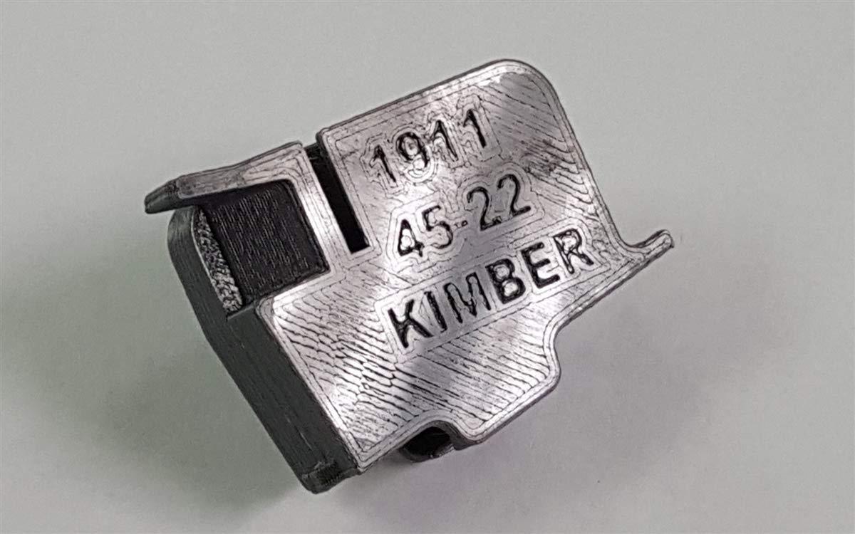 McFadden Machine Lightnin Grip Loader - Kimber 1911-22 CNVR, GSG, SIG Adapter by McFadden Machine