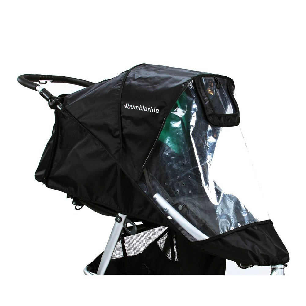 Bumbleride Non-PVC Rain Cover for 2018 Indie/Speed Strollers
