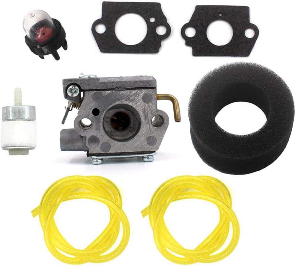 OuyFilters Carburateur Outil de r/églage de Carburant kit Tournevis Walbro Wt-827/Wt-149/a Wt-275/Wt-454/Wt-539/Carb Ryan Ryobi Trimmers