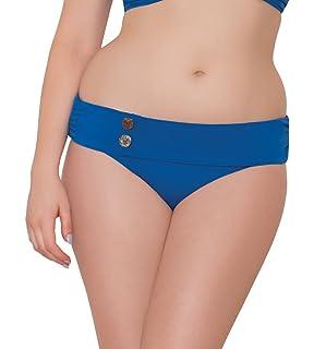 Curvy Kate Luau Love Padded Balcony Bikini Top Deep Sea Blue CS1911 Select Size