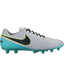 online retailer 50f89 fb674 Nike Men s Tiempo Genio Ii Leather Ag-pro Football Boots