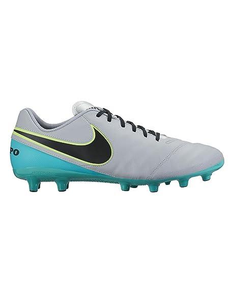 Nike Tiempo Genio II Leather AG-Pro, Botas de fútbol para Hombre: Amazon.es: Zapatos y complementos