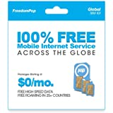FreedomPop Global Data w/ 3-in-1 SIM Kit