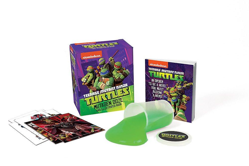 Teenage Mutant Ninja Turtles: Mutagen Ooze and Illustrated ...