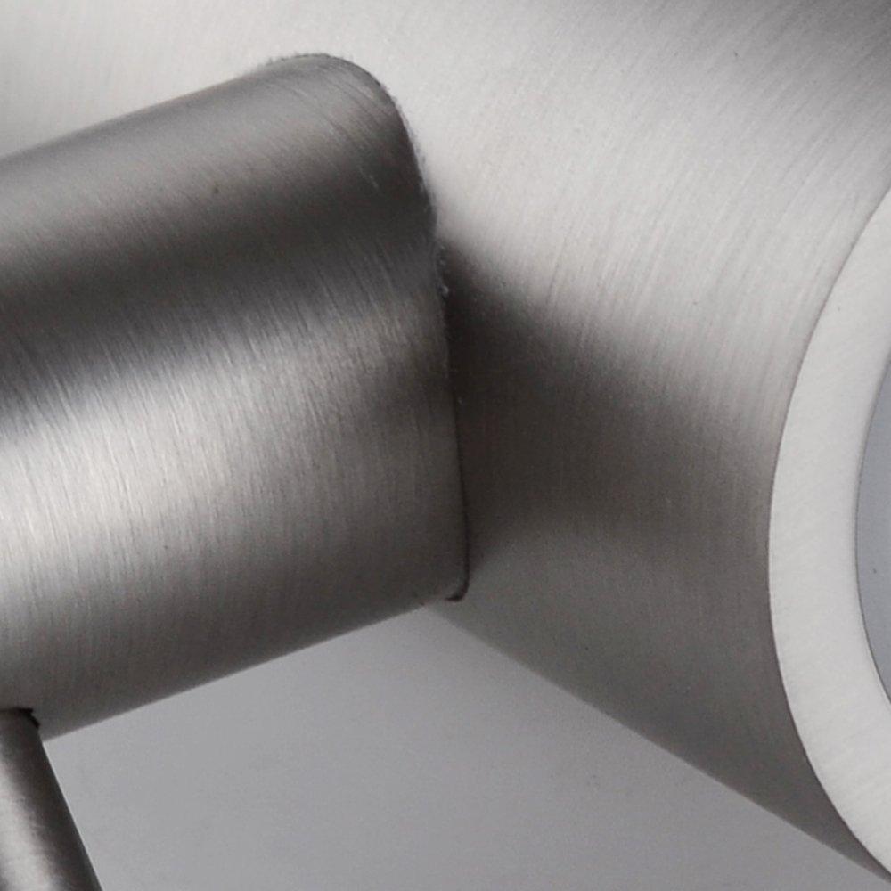 PB5-2 Cepillado KES Lat/ón S/ólido Soporte de Ducha Para la Barra Deslizante 25mm Reemplazo