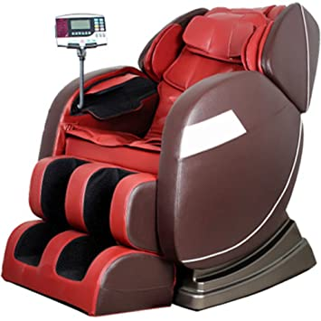 Phenomenal Amazon Com New Massage Chair 4D Robot Full Body Intelligent Machost Co Dining Chair Design Ideas Machostcouk