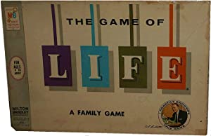 Vintage The Game of Life Family Board Game - 1960 Edition