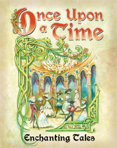 Once Upon a Time: Enchanting - Once Upon A Time Board Game