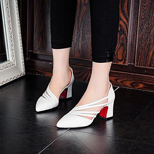 MissSaSa MissSaSa Donna Bianco Scarpe Donna Affascinante qZx5Y8