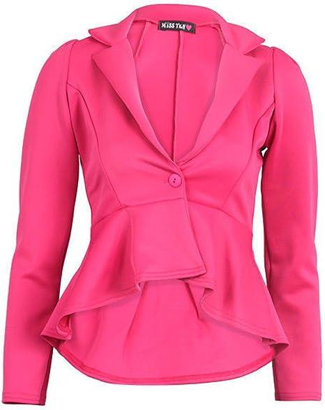 blazer damen größe 46 pink