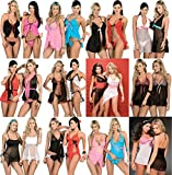 Wholesale Lot 100 Pcs Sexy Lingerie Exotic Bikini Clubwear Dancer Rave S M L