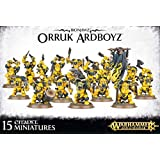 """GAMES WORKSHOP 99120209033"""" Ironjawz Orruk Ardboyz"""