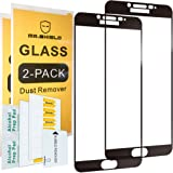 [2-PACK]-Mr Shield For Samsung Galaxy C9 Pro [Tempered Glass] [Full Cover] Screen Protector with Lifetime Replacement Warranty
