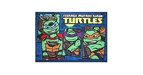 Amazon.com: Teenage Mutant Ninja Turtles Team Tortugas ...