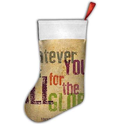 loioi67 christian bible verse christmas stockingcraft holiday hanging socks ornaments decorations santa stockings