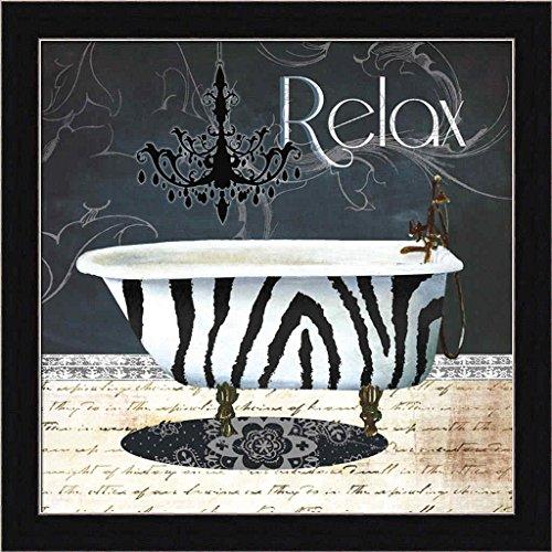 zebra bathroom pictures - 1
