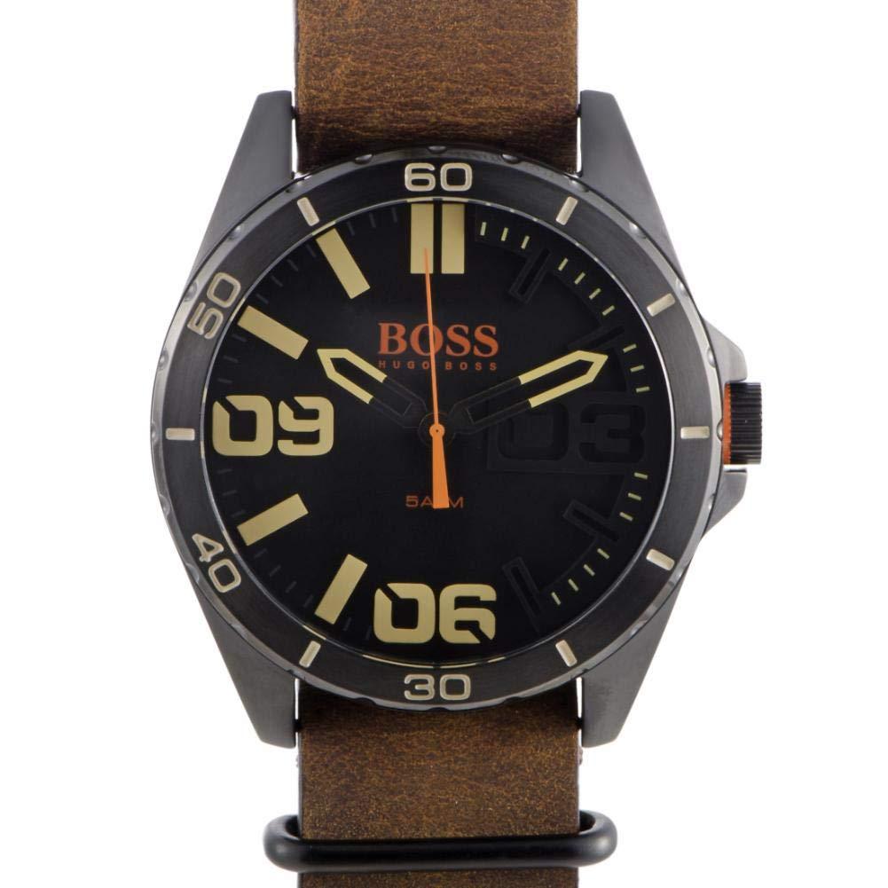 Hugo Boss Berlin Quartz Male Watch 1513316 (Certified Pre-Owned)