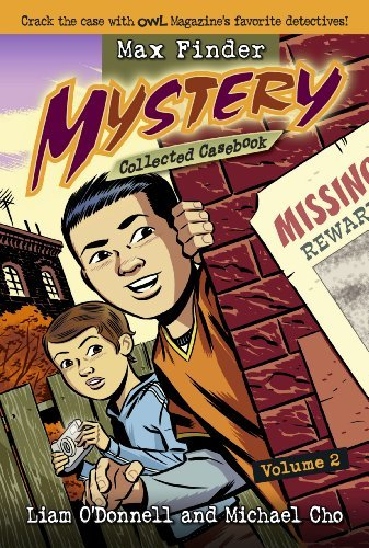 Max Finder Mystery Collected Casebook Volume 2 PDF