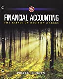 img - for Bundle: Financial Accounting: The Impact on Decision Makers, Loose-Leaf Version, 10th Edition + CengageNOWv2 , 1 term Printed Access Card book / textbook / text book