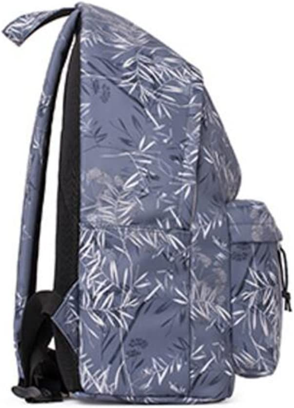 QIDI Backpack Waterproof Simple Travel High Capacity Polyester 30 17 40cm